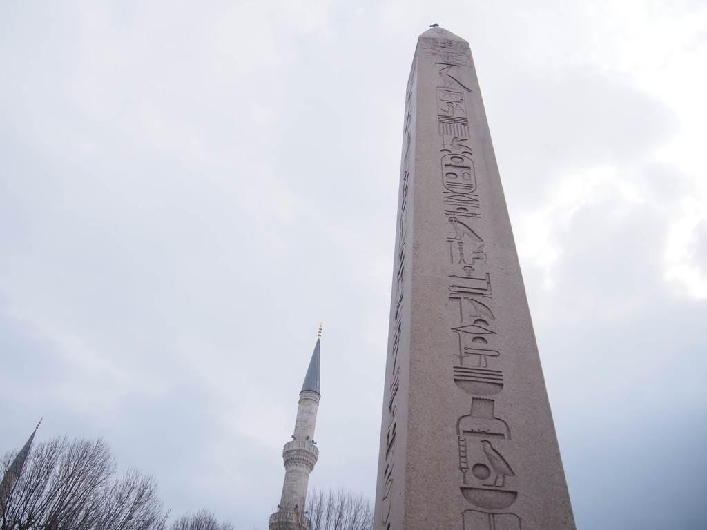 イスタンブール観光 世界遺産スルタンアフメット地区